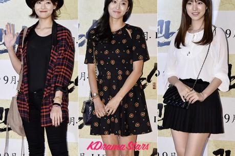 Oh Yeon Seo, Jin Se Yeon, Jun Hye Bin