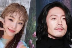 GWSN's Anne and Jang Hyuk