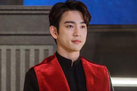GOT7 Jinyoung - The Devil Judge