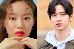 Park Yoo Na and Jang Dong Yoon