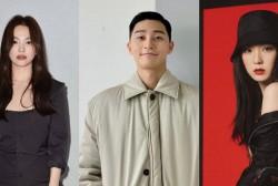 Song Hye Kyo , Park Seo Joon, Red Velvet's Irene