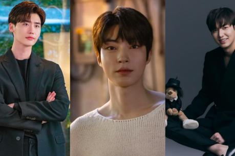 Lee Min Ho, Lee Jong Suk, Hwang In Yeop
