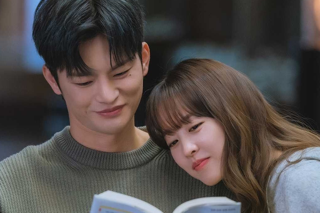 Doom at Your Service' Episode 14: Seo In Guk Spends His Remaining Time with  Park Bo Young   KDramaStars