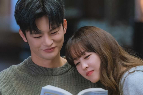 Seo In Guk and Park Bo Young