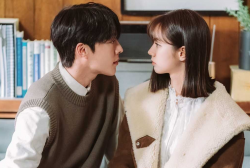 Hyeri and Jang Ki Yong