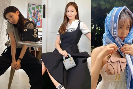 Bae Suzy, Jessica Jung and Red Velvet's Irene