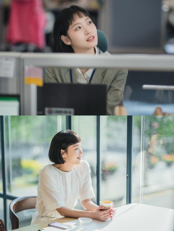 Kim Go Eun in Yumi's Cells