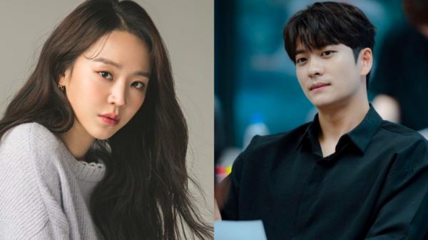 Kang Tae Oh and Shin Hye Sun