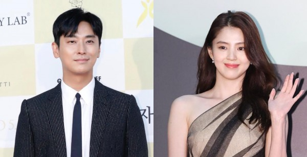 Ju Ji Hoon and Han So Hee