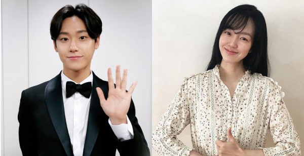 Lee Do Hyun and Im Soo Jung