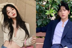 Han Ye Seul and Song Joong Ki