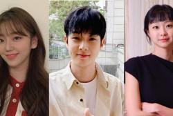 Jeon Hye Won, Choi Woo Shik, Kim Da Mi