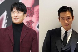Jung Moon Sung and Namgoong Min