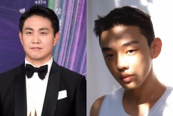 Yoo Ah In and Oh Jung Se