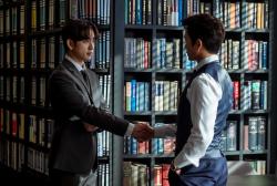 The Devil Judge - Jinyoung and Ji Sung