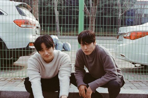 Kim Do Wan and Jang Ki Yong