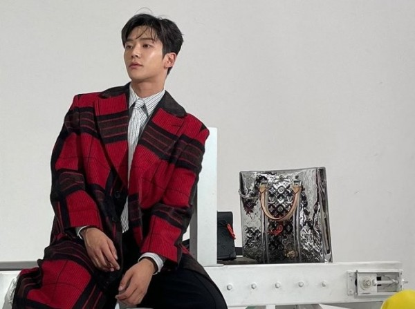 SF9's Rowoon for Cosmopolitan Korea August Issue