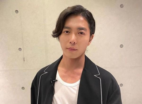 Actor Kim Jae Wook