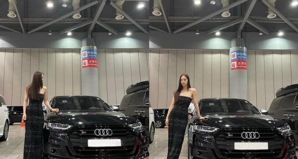 Krystal Jung Audi Ambassador