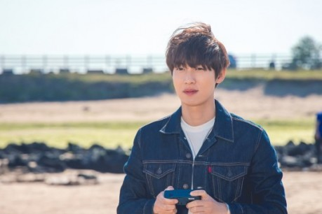 'Check The Event' Kwon Hwa Woon Stills