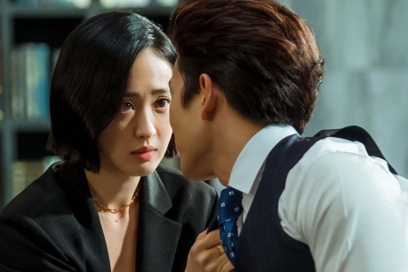 The Devil Judge Episode 10 Still - KIM MIN JUNG AND JI SUNG