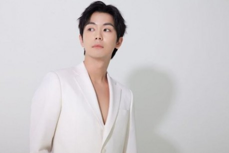 Actor Ahn Woo Yeon