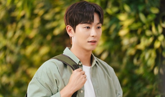 Actor Ahn Woo Yeon in 'Check The Event' Drama