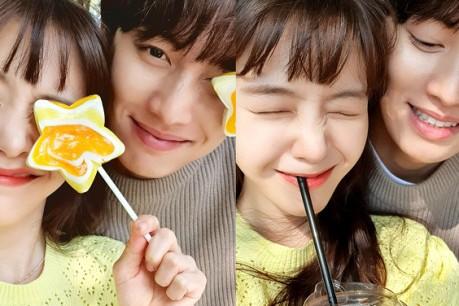 'Check The Event' Actors Bang Minah and Kwon Hwa Woon