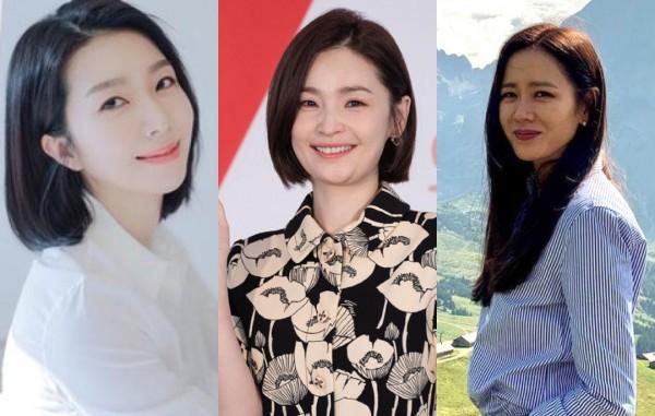 Kim Ji Hyun, Jeon Mi Do and Son Ye Jin