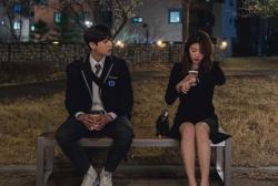 Chae Jong Hyeop and Nam Ji Hyun