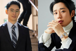 Lee Je Hoon and Jung Hae In