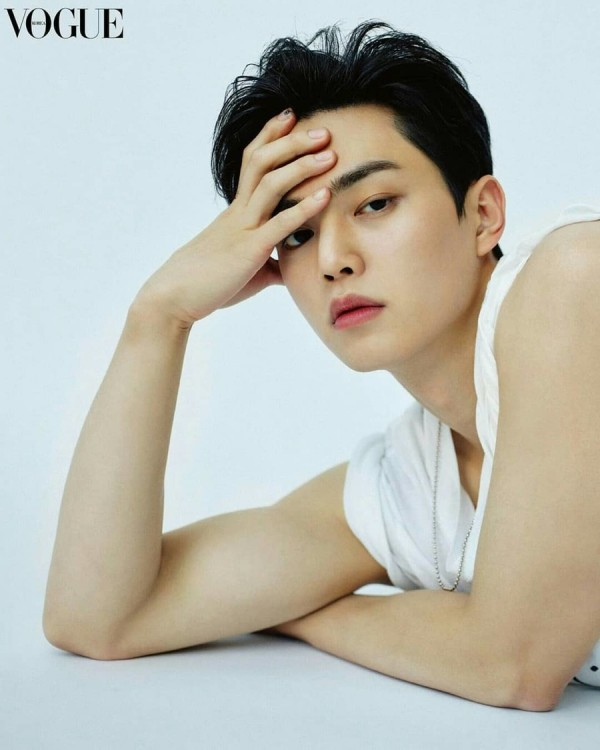 Song Kang for Vogue Korea