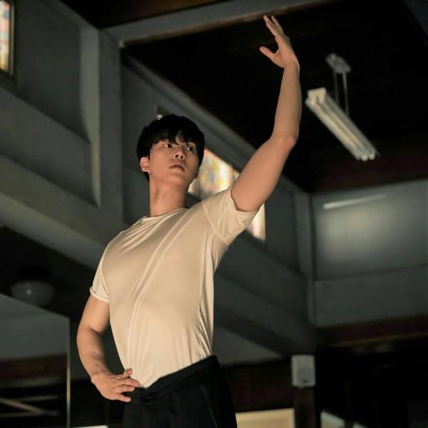Actor Song Kang in 'Navillera'