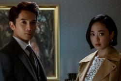 The Devil Judge Still - Ji Sung and Kim Min Jung