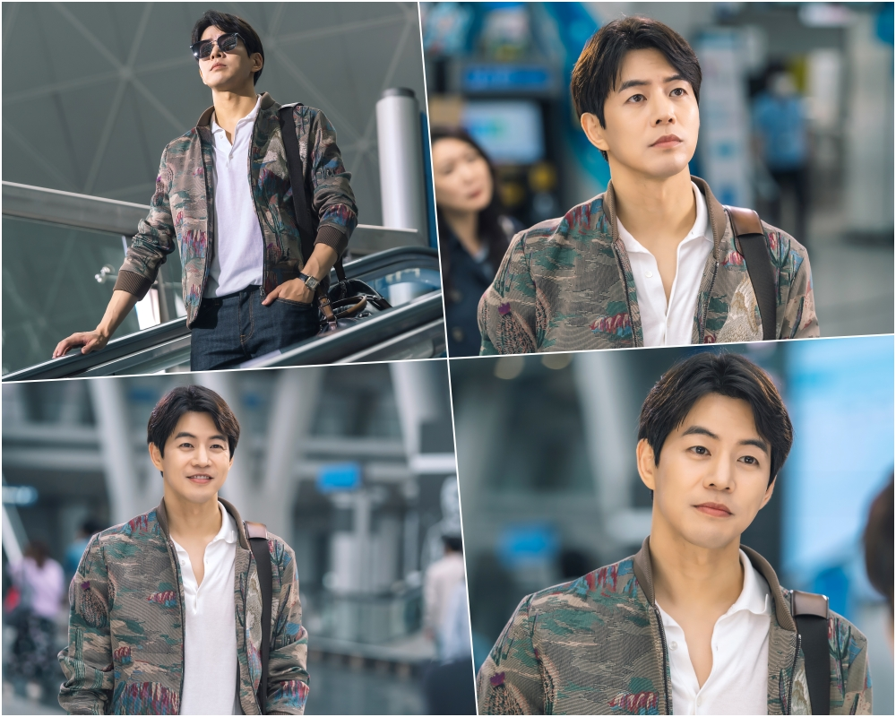 SBS Unveils Lee Sang Yoon's First Stills for Upcoming Drama 'One The Woman'  | KDramaStars