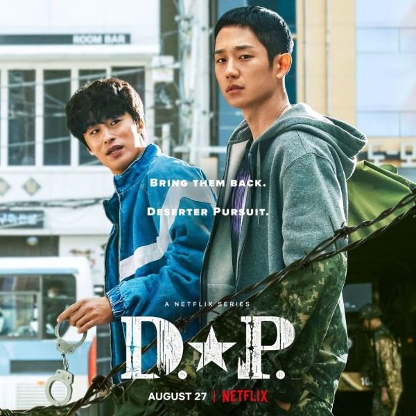 D.P Main Poster