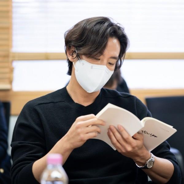 Dal Li Gamjatang First Script Reading - Kwon Yool