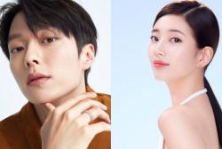 Jang Ki Yong and Bae Suzy
