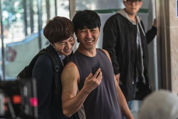 Cha Seung Won and Lee Kwang Soo