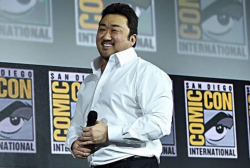 Ma Dong Seok for Marvel Studios: The Eternals