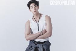 Chae Jong Hyeop - Cosmopolitan Korea