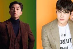 Gong Yoo and Park Hyung Sik