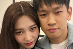 Red Velvet Joy and Crush are in a relationship