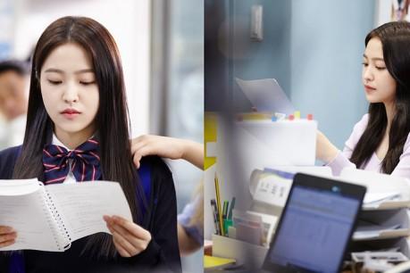 Red Velvet's Yeri in 'Blue Birthday'
