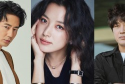 Jo In Sung, Han Hyo Joo and Cha Tae Hyun