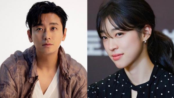 Ju Ji Hoon and Choi Sung Eun
