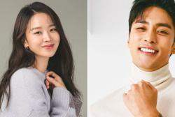 Shin Hye Sun and Sung Hoon