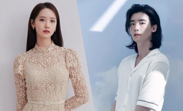 Lee Jong Suk and SNSD's Yoona