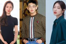 Jeon Yeo Bin, Yoo Ah In, Park Shin Hye