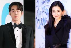 Nam Joo Hyuk and Kim Tae Ri